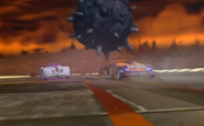 Battle Spec ASnd Covelight In Acceleracers Together In The Junk Realm