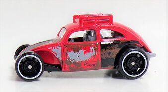 Custom VW Beetle. 2019. Red. by 1stEdMan2