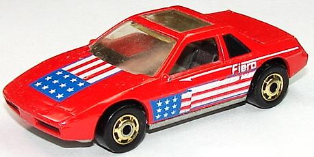 List of 1985 Hot Wheels new castings