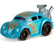 Volkswagen Beetle (tooned) - FJY47 Loose