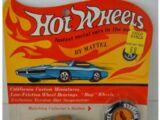 History of the Hot Wheels Blisterpacks