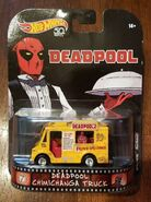 Deadpool Chimichanga Truck (Waiter) (FXY51)