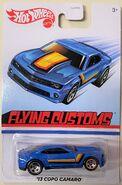 Flying Customs 13 COPO Camaro