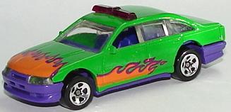 Heat Fleet Series (1997)
