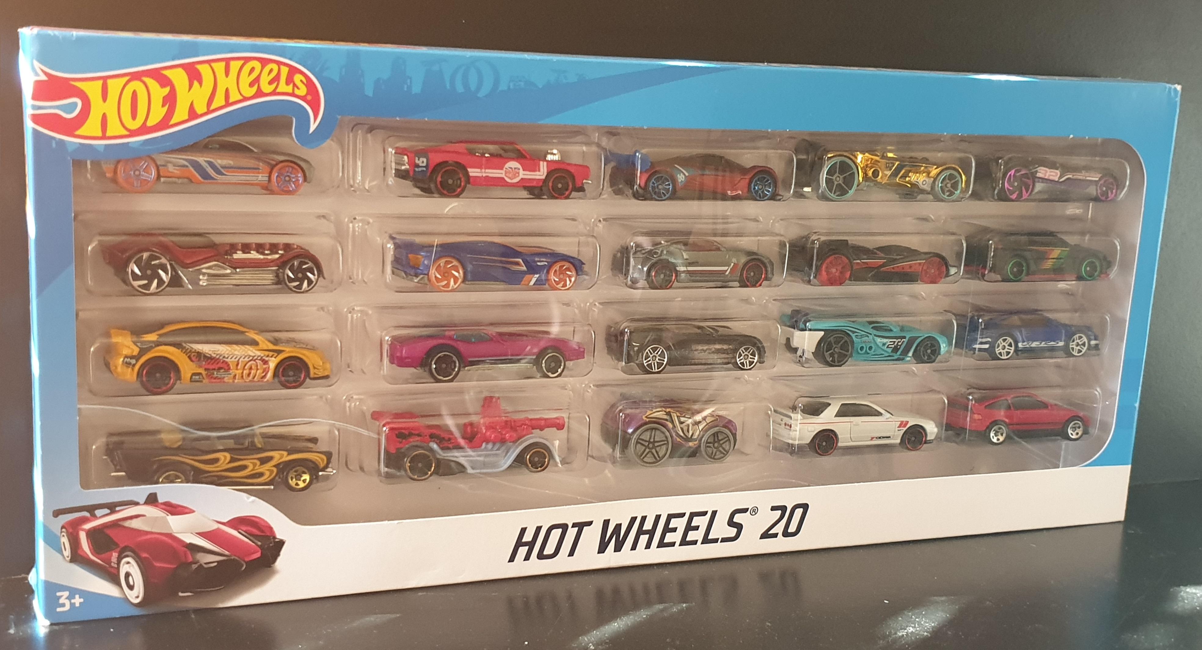 Hot Wheels® 20-Car Gift Pack (2018)