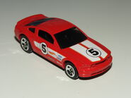 50th Throwback Multipack '05 Mustang GT-01