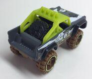 Custom Ford Bronco Rearvue
