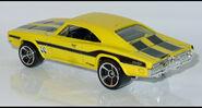 69' Dodge Charger 500 (3835) HW L1170157