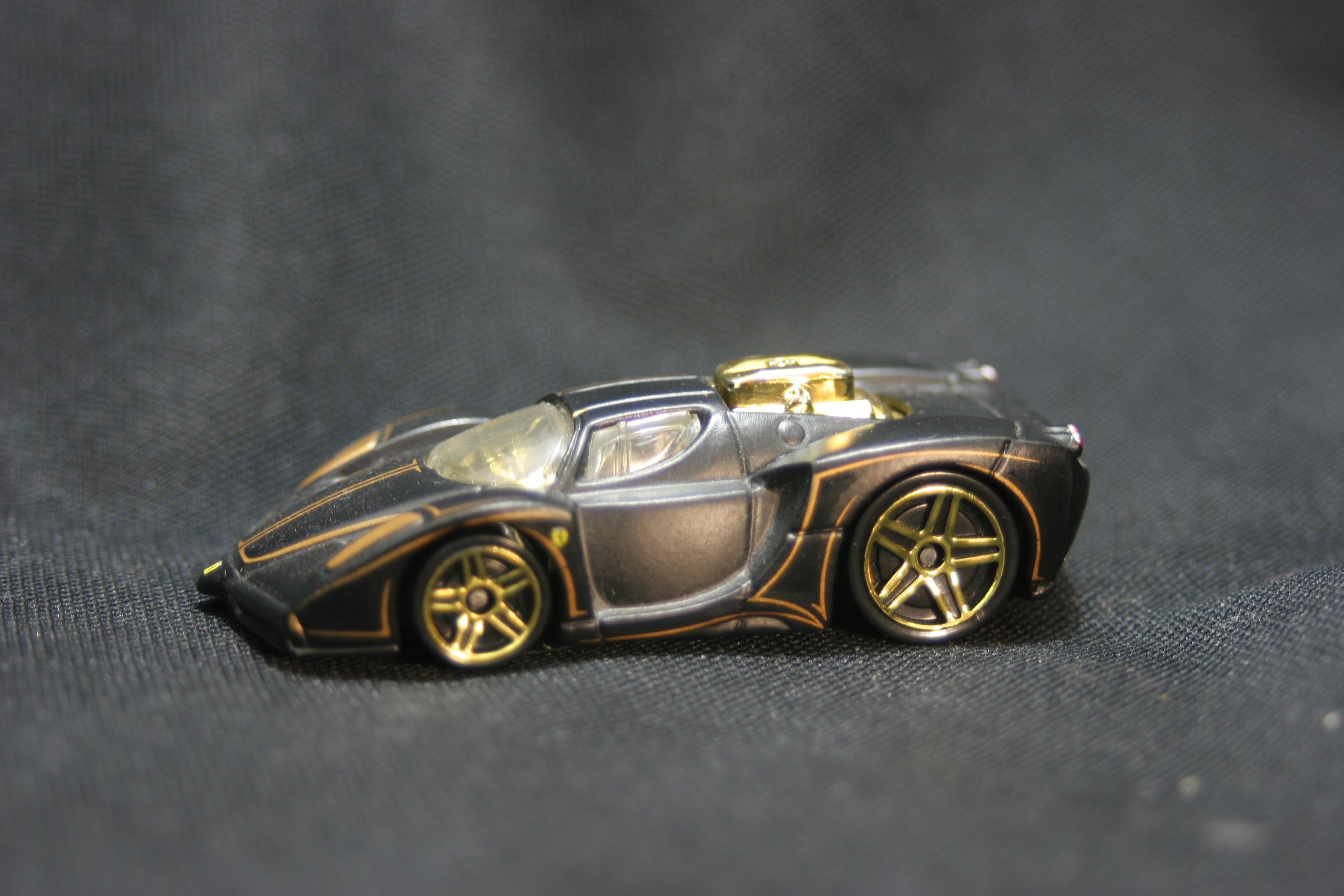 Enzo Ferrari ('Tooned)