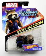 Marvel Rocket Raccoon Guardians Galaxy V2 (pack)