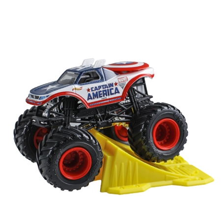 Captain America (Monster Jam)