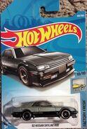 '82 Nissan SKY Line R30 - FJY21 Card