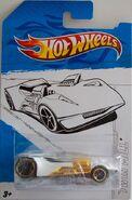 Twin Mill (2008) III - Hot Wheels X3006 2011