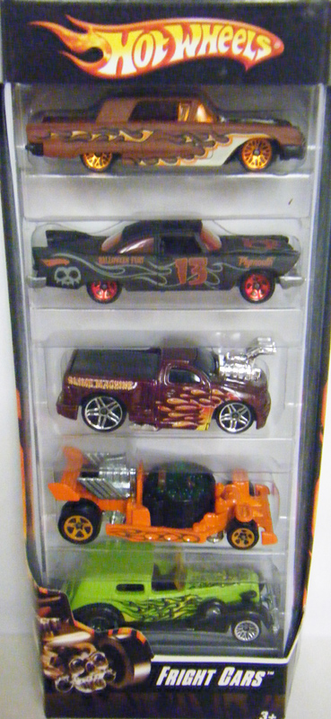 Fright Cars 5-Pack (2007)