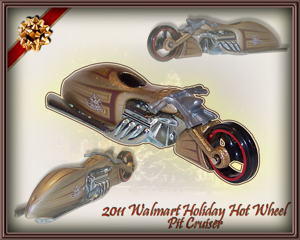 Holiday Hot Rods Series (2011)