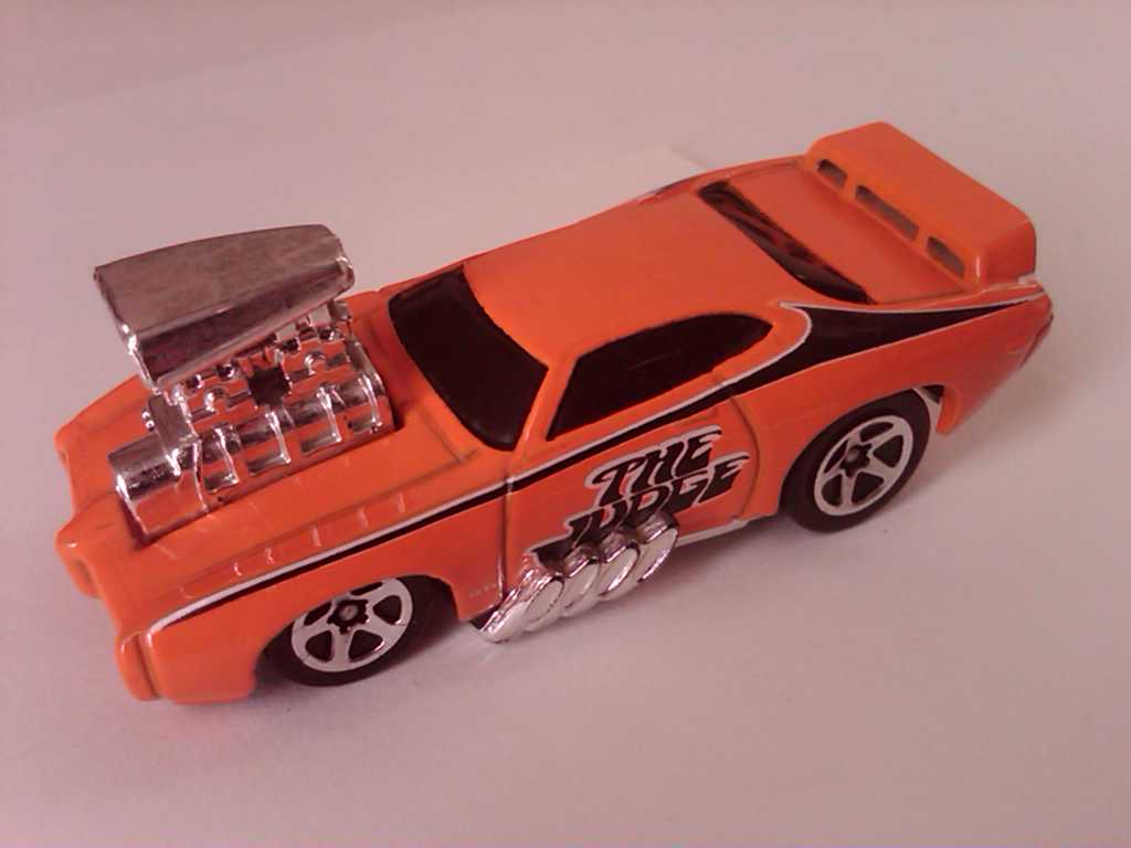 1969 Pontiac GTO Judge ('Tooned)