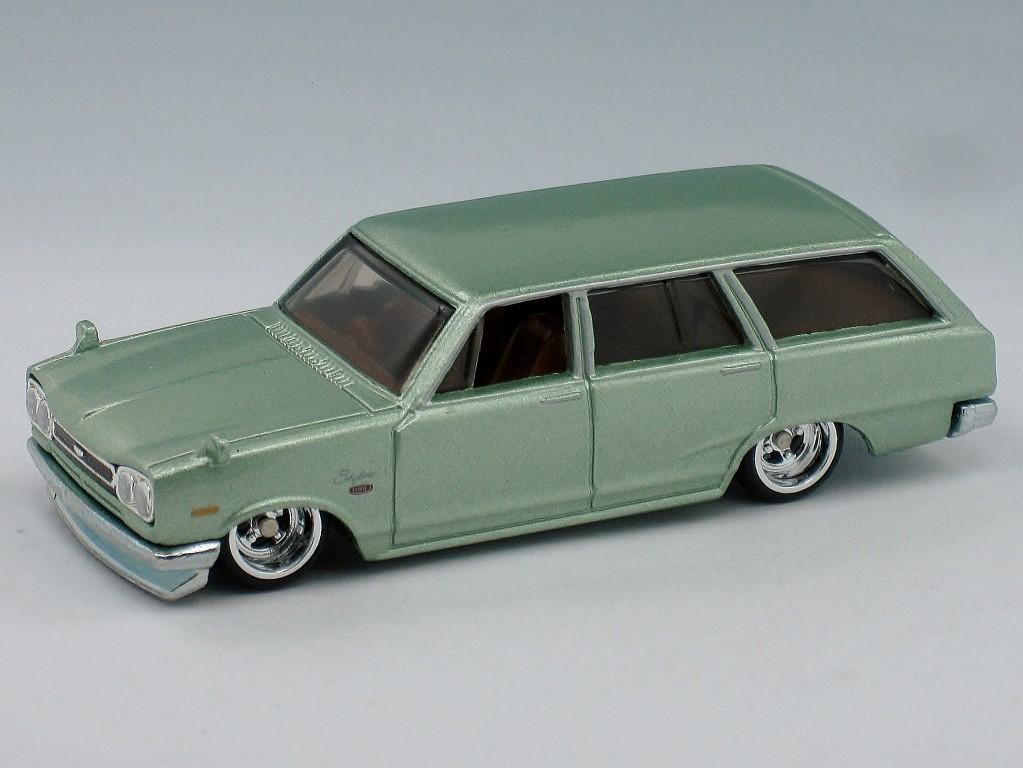 Nissan C10 Skyline Wagon