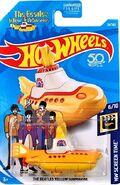 The Beatles Yellow Submarine - FJW38 Card