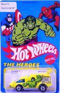 Spoiler Sport Hot Wheels The Heroes 1979