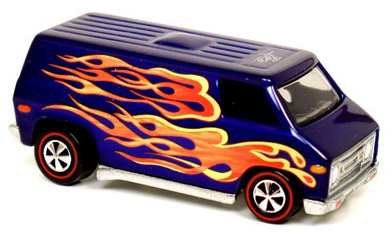 '70s Van