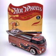 Hot Wheels 9th Annual Nationals Convention Volkswagen Drag Truck loose 2