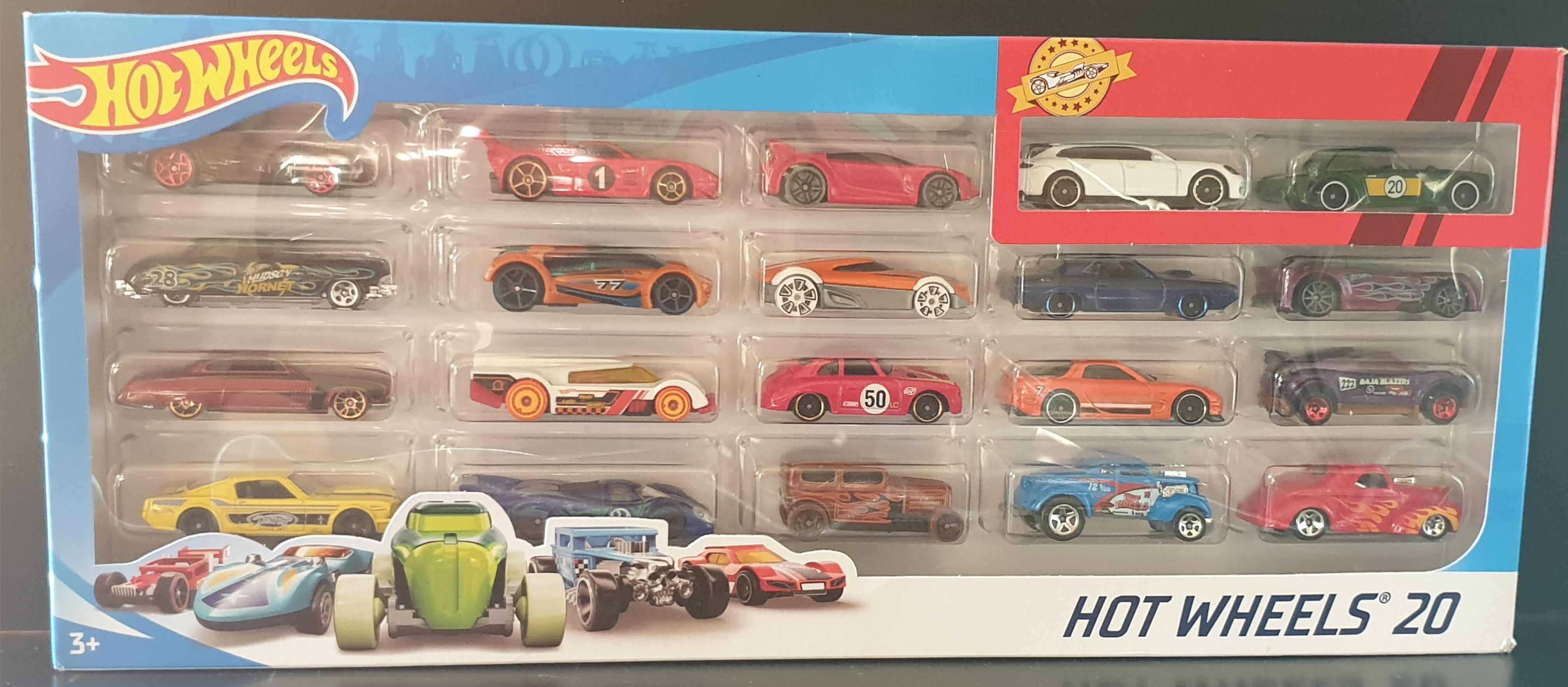Hot Wheels® 20-Car Gift Pack