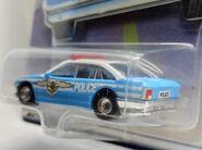 Police Cruiser 2003 New York Finest 2