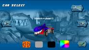 Sharkruiser Track Attack