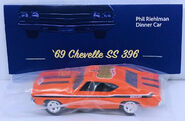 18th Collectors Nationals Dinner Bonus Car Chevelle 1