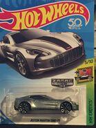 2018 - HW Exotics 5-10 - Aston Martin One-77 - Zamac - 009