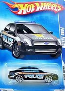 Ford fusion 09 (black)