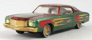 Hot Wheels - '70 Monte Carlo (Lowrider) – 1999 - Lowrider Magazine 3 Car Set (1)
