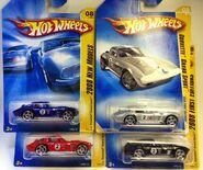 Corvette Grand Sport Card & Color Vari