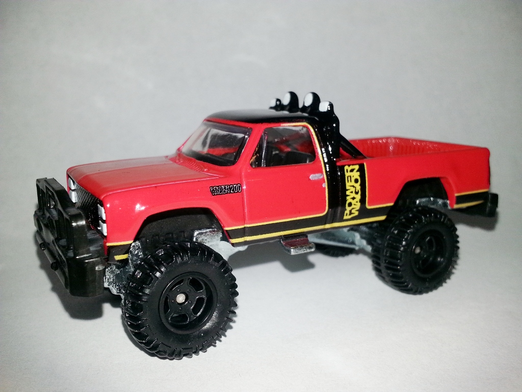 1980 Dodge Macho Power Wagon