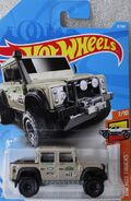 '15 Land Rover Defender Double Cab - FJV45 Card
