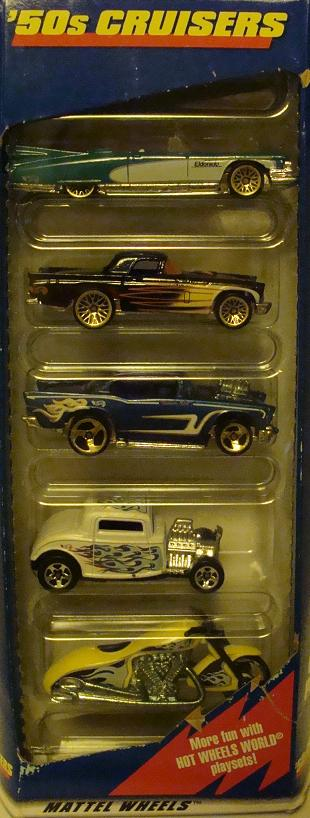 '50s Cruisers 5-Pack