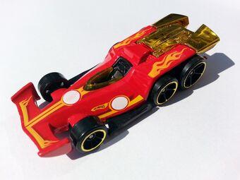HOT WHEELS SUPER CHANGERS  F1 RACER  MATTEL 1989 VINTAGE TOY