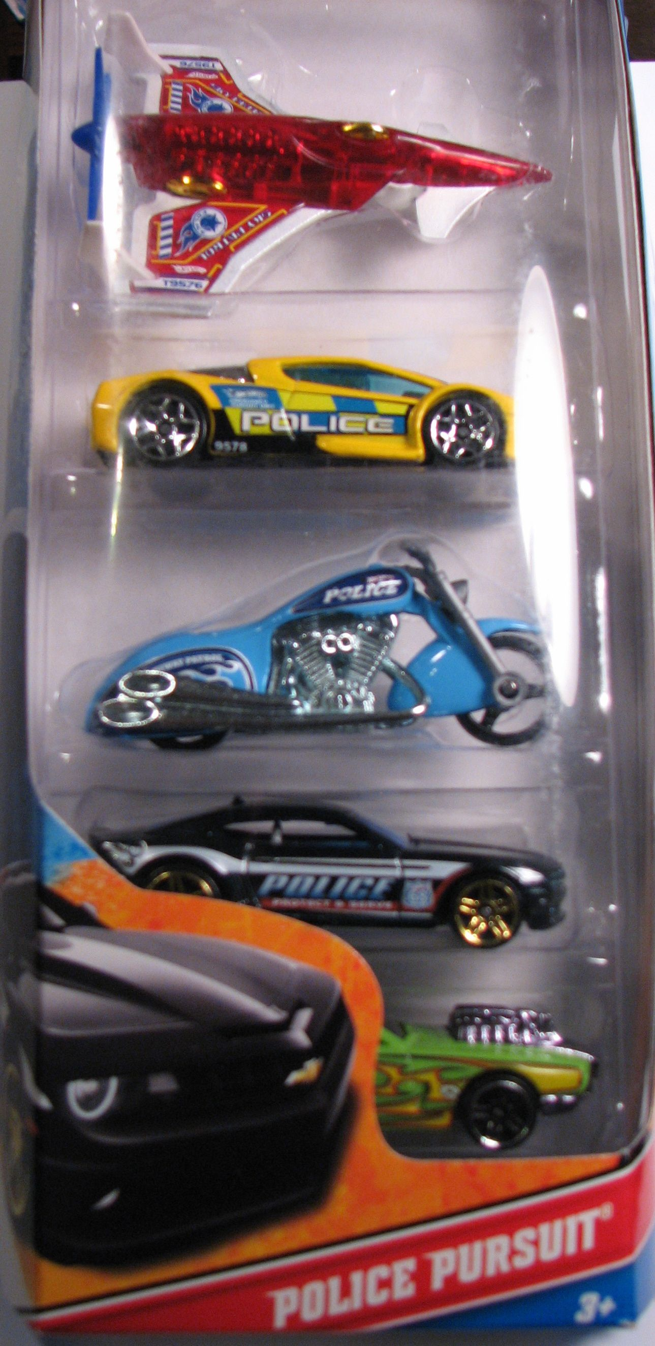 Police Pursuit 5-Pack (2011)