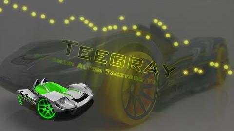 Hot Wheels - Teegray - Yonk Collection Video Montage
