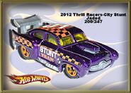 2012 Thrill Racers City Stunt Jaded
