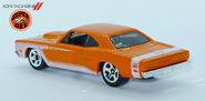 69' Dodge Coronet super Bee (971) Hotwheels L1230691