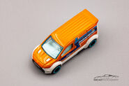 GHC65 - Hot Wheels Ford Transit Connect-1-2