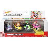Mariokart 4 Pack