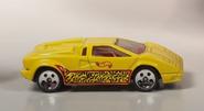 Pavement Pounder 2000 Lamborghini Car