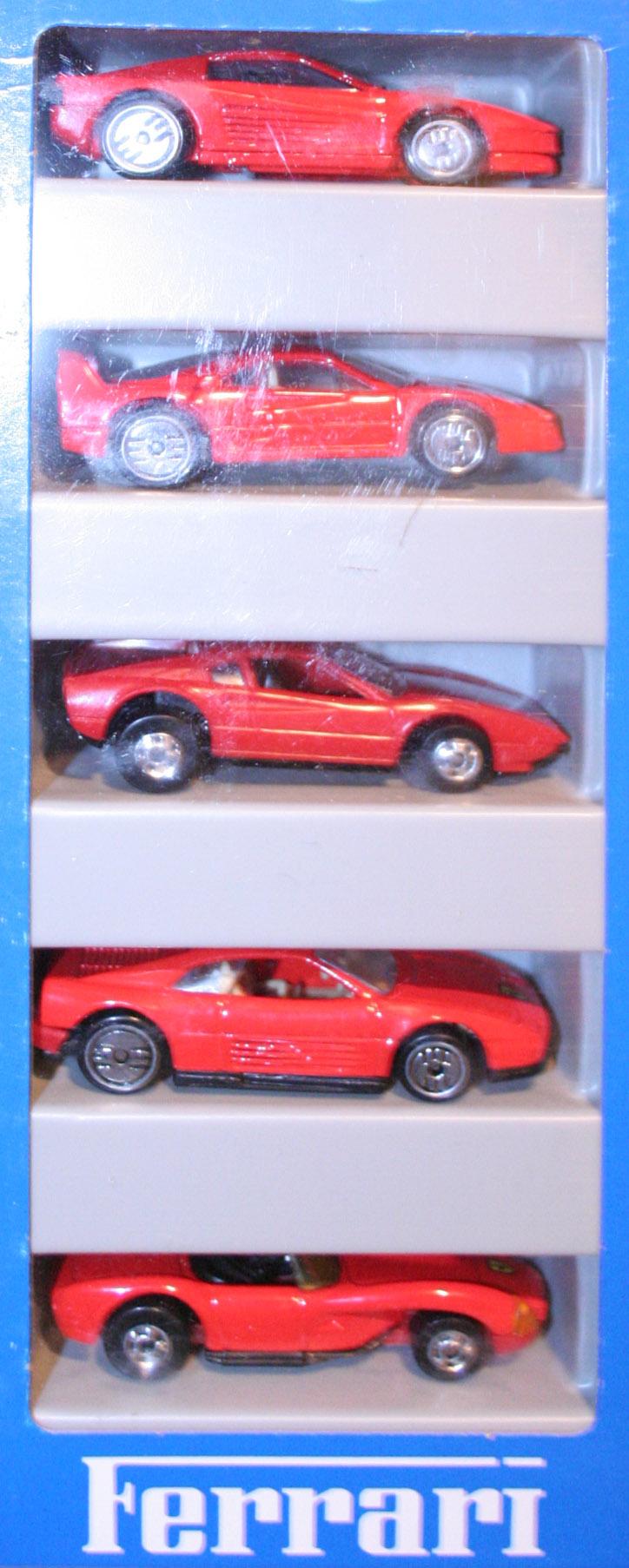 Ferrari 5-Pack (1994)
