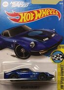 2016 184-250 HW Speed Graphics 09-10 Nissan Fairlady Z Need for Speed Blue