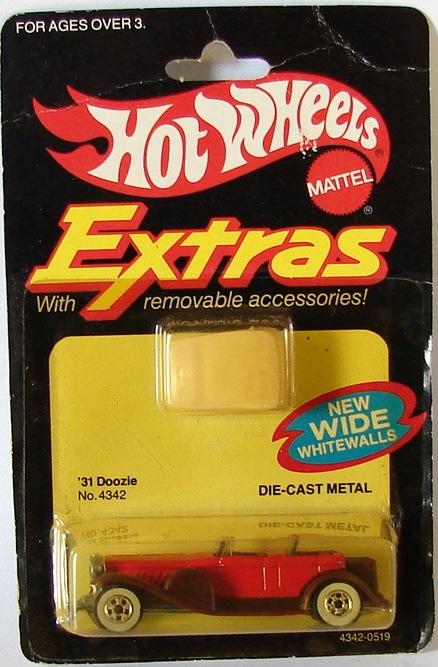List of 1983 Hot Wheels