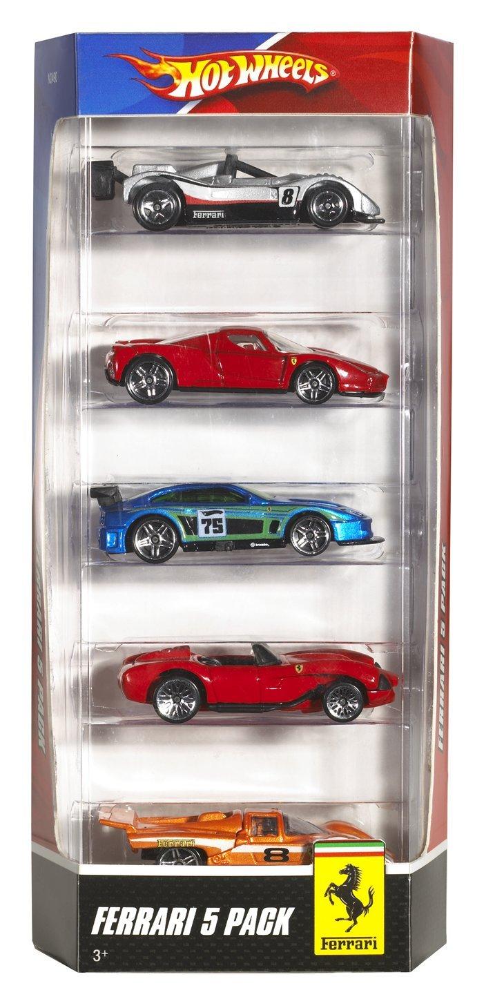 Ferrari 5-Pack (2008)