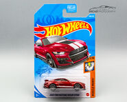 GTD38 - 2020 Ford Mustang Shelby GT500 Carded-1
