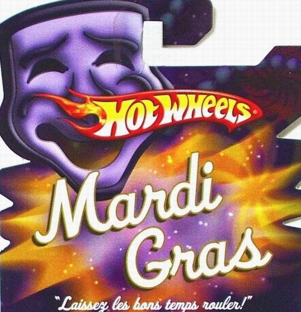 Mardi Gras Series (2008)